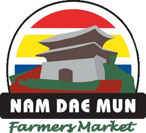 A theme logo of Nam Dae Mun Farmers Market